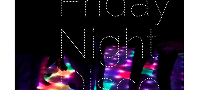 Friday Night Disco - October 19th