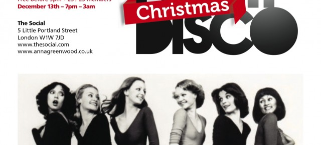 FRIDAY NIGHT CHRISTMAS DISCO
